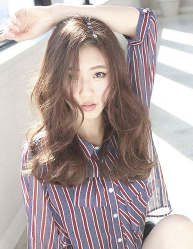 tóc nữ đẹp