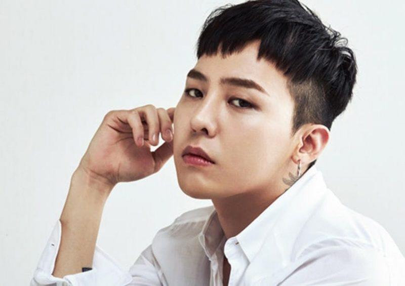 Kiểu tóc nam mái ngố Hàn Quốc