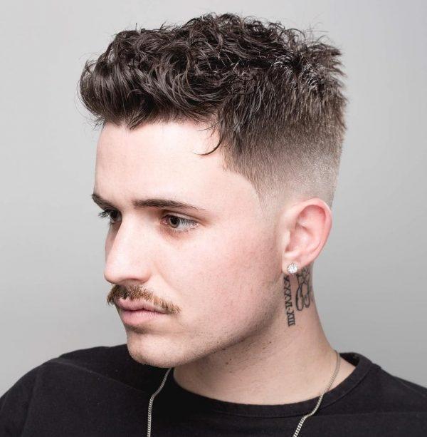 55 Kiểu tóc xoăn nam đẹp cực kì Thu hút đốn gục mọi con tim !!