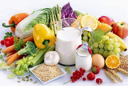 thực phẩm giúp chân tăng chiều cao