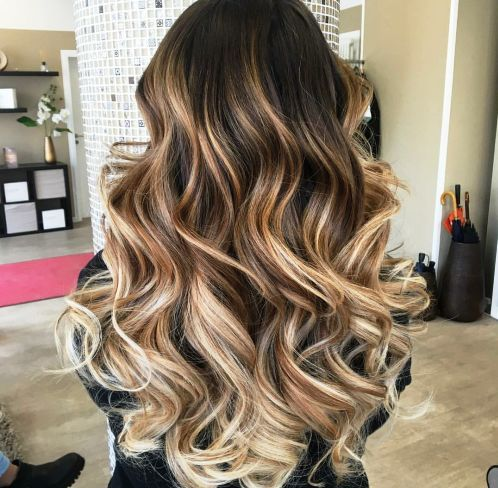 tóc ombre được bạn gái phương tây yêu thích nhất