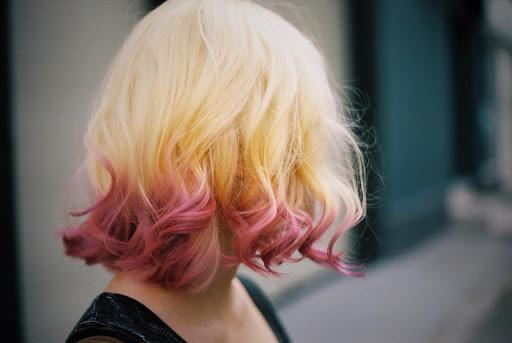 tóc ngắn ombre được bạn gái yêu thích nhất là gì